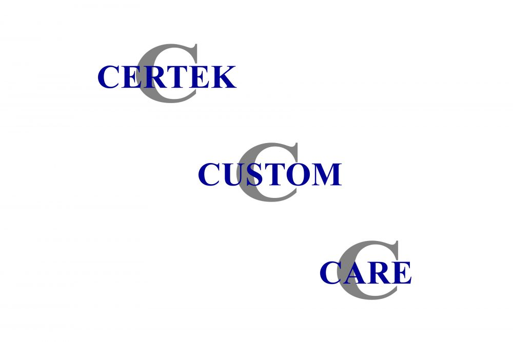CERTEK Custom Care