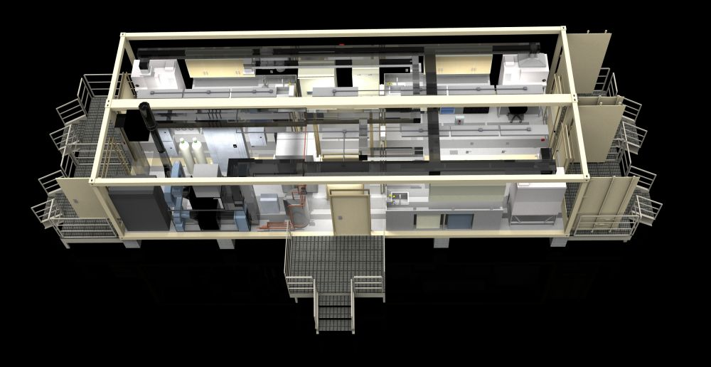 Design Space Modular Buildings Inc